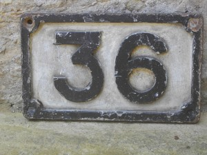 MR Bridge plate - unrestored