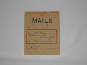 BR Mails lable